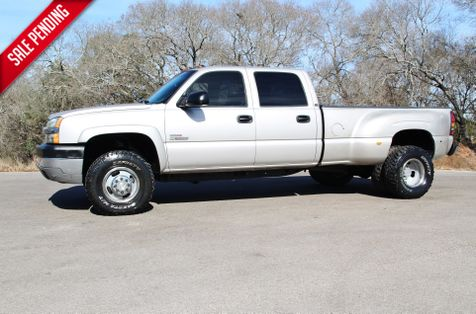2004 Chevrolet Silverado 3500 LS 4x4 in Liberty Hill , TX