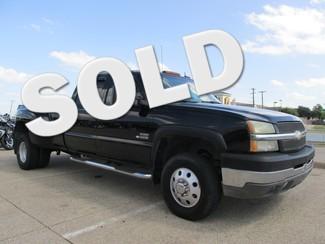 2004 Chevrolet SILVERADO LT 3500 Arlington, Texas
