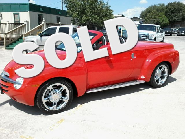 2004 Chevrolet SSR 1 of only 1547 made WITH 14P CODE   LS San Antonio, Texas 0