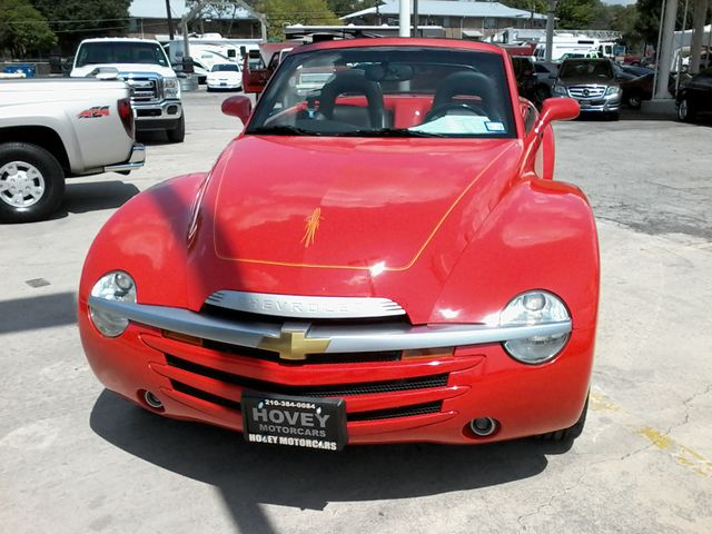 2004 Chevrolet SSR 1 of only 1547 made WITH 14P CODE   LS San Antonio, Texas 1