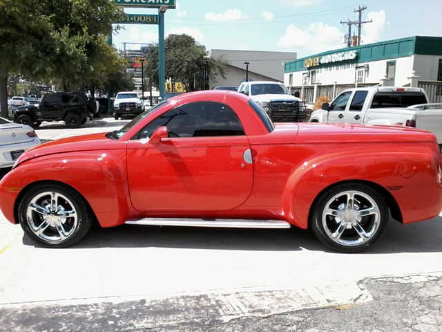 2004 Chevrolet SSR 1 of only 1547 made WITH 14P CODE   LS San Antonio, Texas 7