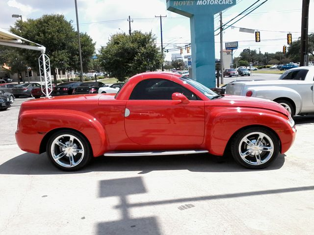 2004 Chevrolet SSR 1 of only 1547 made WITH 14P CODE   LS San Antonio, Texas 9