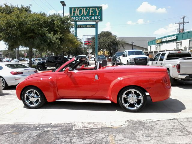 2004 Chevrolet SSR 1 of only 1547 made WITH 14P CODE   LS San Antonio, Texas 6