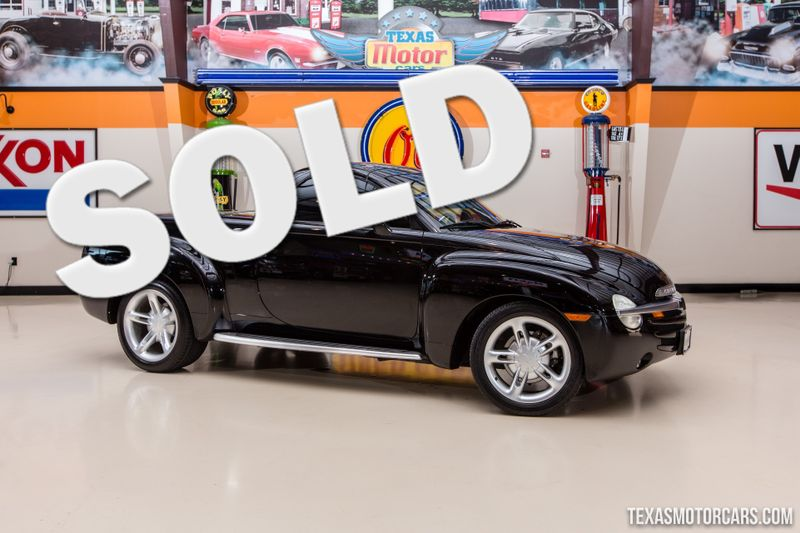 2004 Chevrolet SSR LS  in Addison, Texas