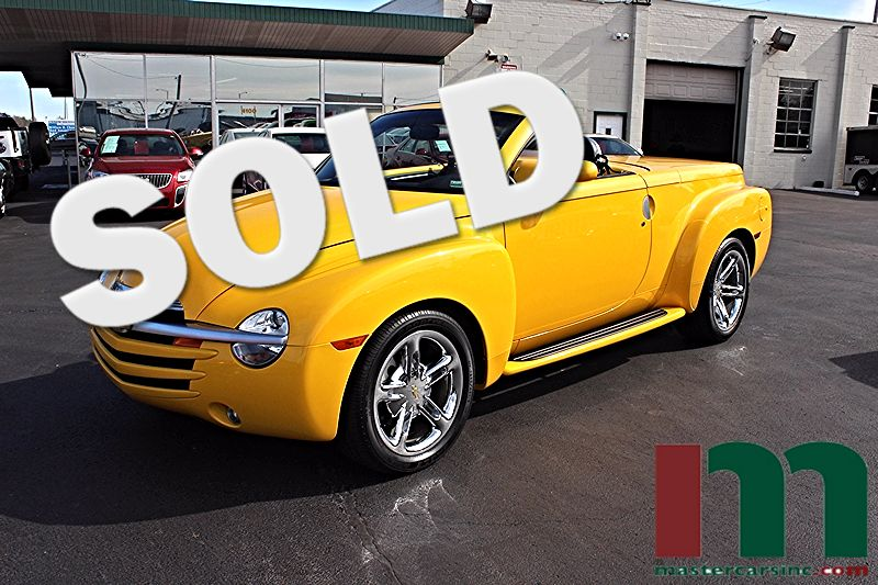 2004 Chevrolet SSR Convertible | Granite City, Illinois | MasterCars Company Inc. in Granite City Illinois