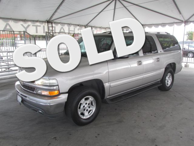 2004 Chevrolet Suburban LT This particular Vehicle comes with 3rd Row Seat Please call or e-mail