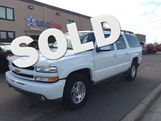 2004 Chevrolet Suburban Z71 Fully Loaded DVD Super Clean w/ Warranty! Maple Grove, Minnesota