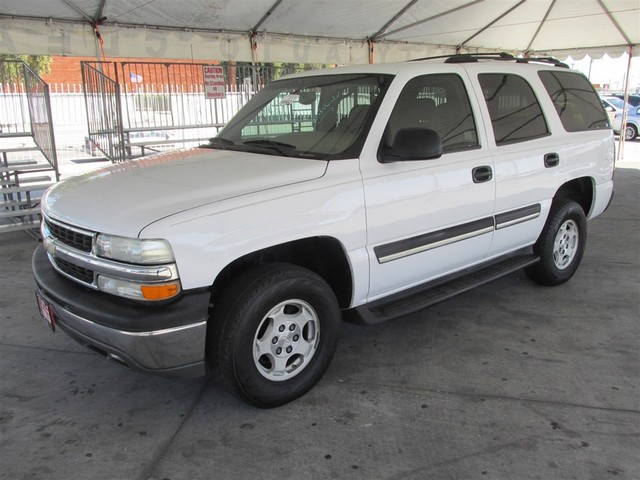 2004 Chevrolet Tahoe LS This particular Vehicles true mileage is unknown TMU Please call or e-