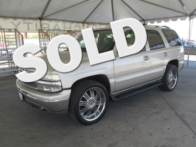 2004 Chevrolet Tahoe LT Please call or e-mail to check availability All of our vehicles are ava