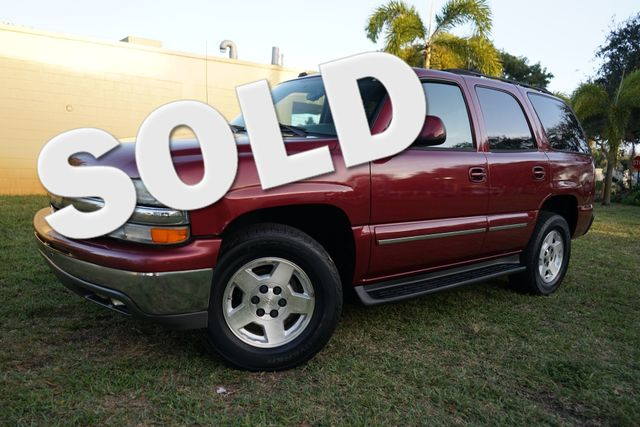 2004 Chevrolet Tahoe LT in Lighthouse Point FL