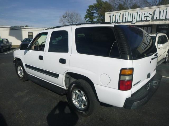 2004 Chevrolet Tahoe LS Richmond, Virginia 20
