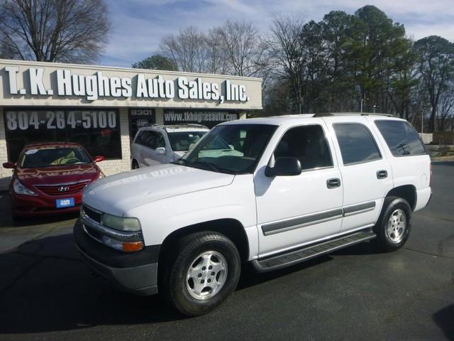 2004 Chevrolet Tahoe LS Richmond, Virginia 27