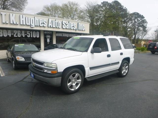 2004 Chevrolet Tahoe LS Richmond, Virginia 2