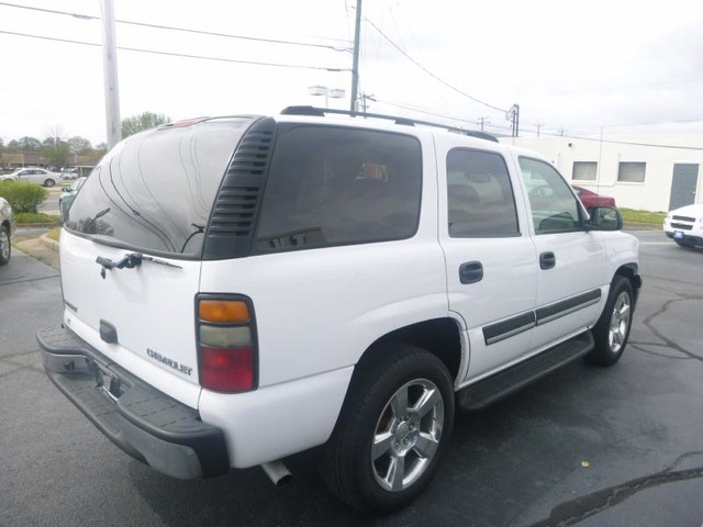 2004 Chevrolet Tahoe LS Richmond, Virginia 5