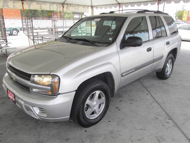 2004 Chevrolet TrailBlazer LS Please call or e-mail to check availability All of our vehicles a
