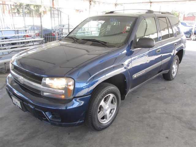 2004 Chevrolet TrailBlazer LS This particular Vehicles true mileage is unknown TMU Please call