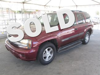 2004 Chevrolet TrailBlazer LS Gardena, California 0