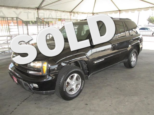 2004 Chevrolet TrailBlazer LT Please call or e-mail to check availability All of our vehicles a