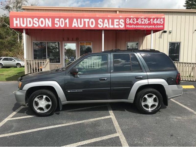2004 Chevrolet TrailBlazer LT | Myrtle Beach, South Carolina | Hudson Auto Sales in Myrtle Beach South Carolina