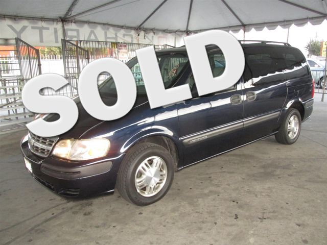 2004 Chevrolet Venture Plus This particular Vehicle comes with 3rd Row Seat Please call or e-mail