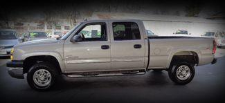 2004 Chevy Silverado 2500 HD LS Crew Cab 4x4 Chico, CA 4