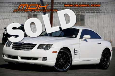 2004 Chrysler Crossfire - Mercedes SLK based - Coupe in Los Angeles