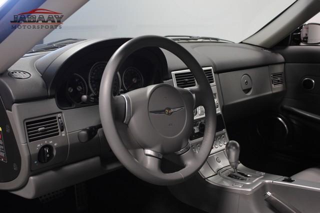2004 Chrysler Crossfire Merrillville, Indiana 9
