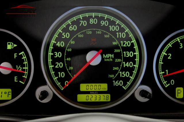 2004 Chrysler Crossfire Merrillville, Indiana 16