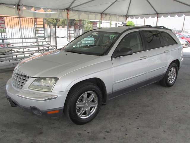2004 Chrysler Pacifica This particular Vehicles true mileage is unknown TMU This particular Veh