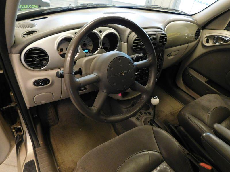 2004 Chrysler PT Cruiser Limited  city TN  Doug Justus Auto Center Inc  in Airport Motor Mile ( Metro Knoxville ), TN