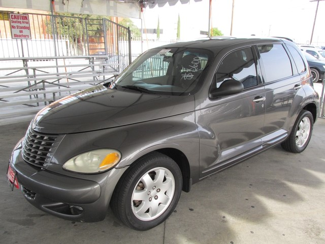2004 Chrysler PT Cruiser Touring Please call or e-mail to check availability All of our vehicles