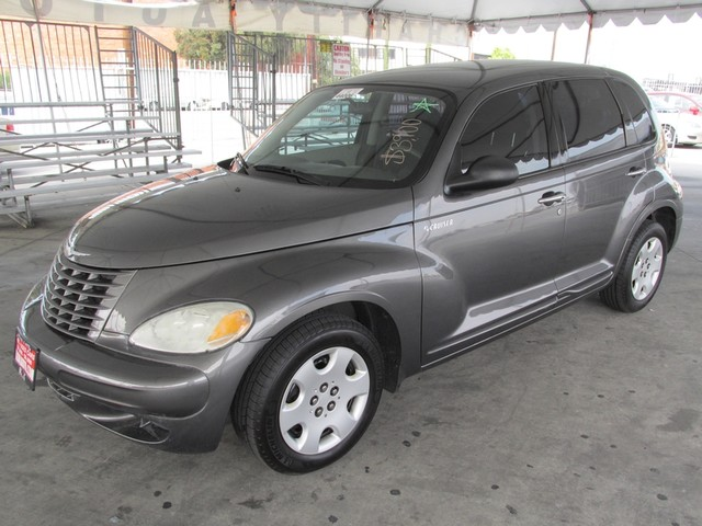 2004 Chrysler PT Cruiser This particular vehicle has a SALVAGE title Please call or email to check