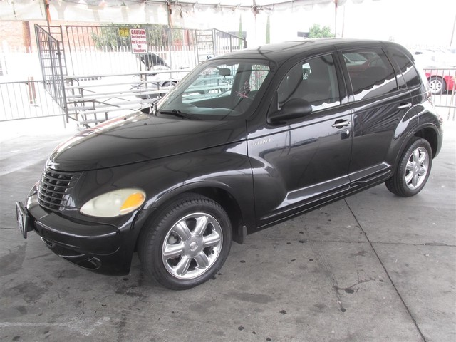 2004 Chrysler PT Cruiser Limited Please call or e-mail to check availability All of our vehicle