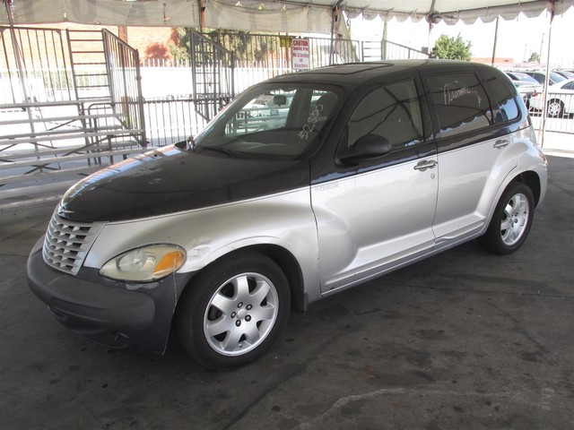 2004 Chrysler PT Cruiser Touring This particular Vehicles true mileage is unknown TMU Please c
