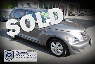 2004 Chrysler PT Cruiser  Limited Chico, CA