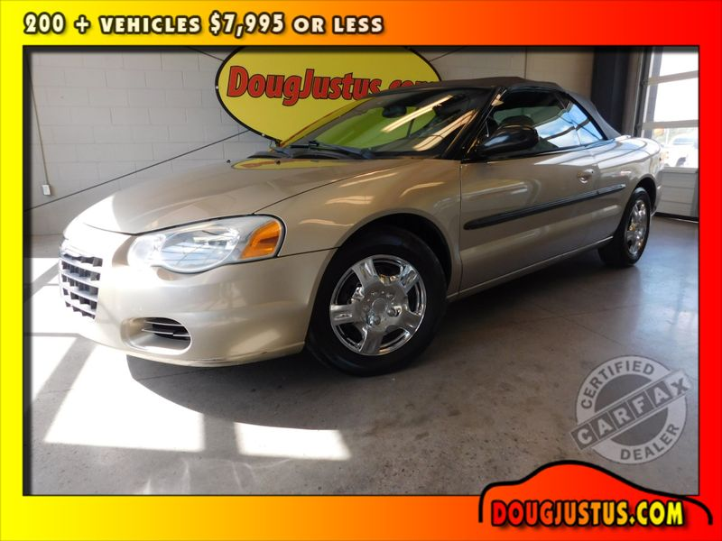 2004 Chrysler Sebring LX  city TN  Doug Justus Auto Center Inc  in Airport Motor Mile ( Metro Knoxville ), TN