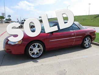 2004 Chrysler Sebring GTC Arlington, Texas