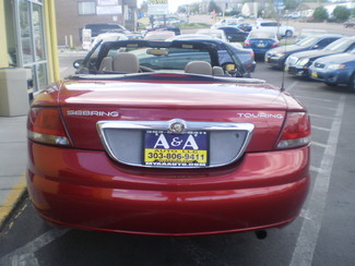 2004 Chrysler Sebring touring Englewood, Colorado 5
