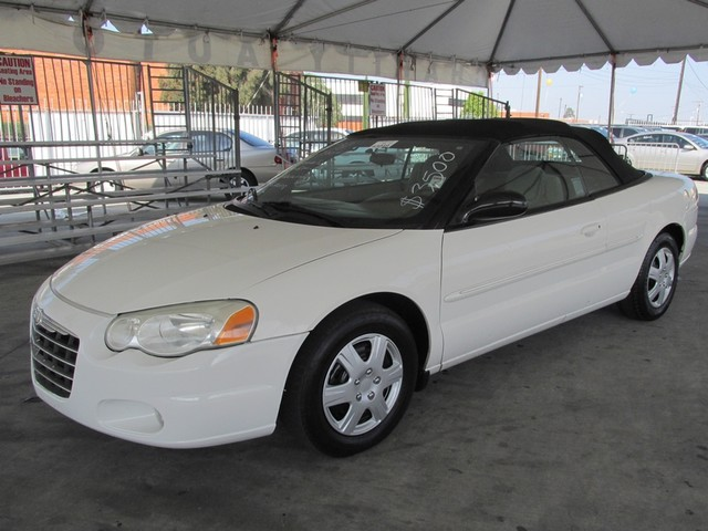 2004 Chrysler Sebring LXi Please call or e-mail to check availability All of our vehicles are av