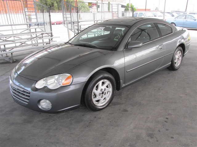 2004 Chrysler Sebring Limited Please call or e-mail to check availability All of our vehicles a