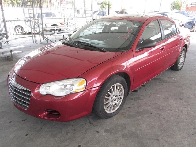 2004 Chrysler Sebring LX Please call or e-mail to check availability All of our vehicles are av