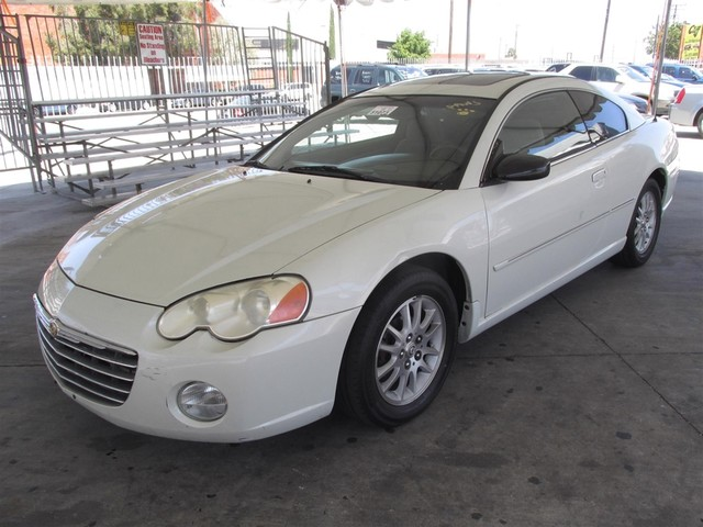 2004 Chrysler Sebring Please call or e-mail to check availability All of our vehicles are avail