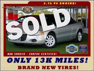 2004 Chrysler Sebring GTC - ONLY 13K MILES - BRAND NEW TIRES! Mooresville , NC