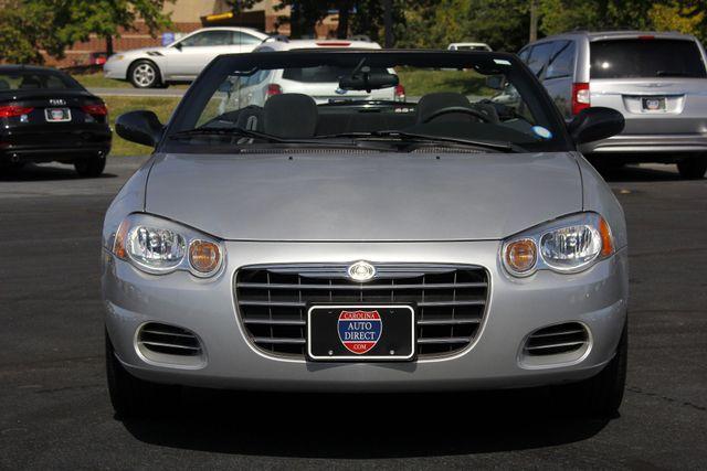 2004 Chrysler Sebring GTC - ONLY 13K MILES - BRAND NEW TIRES! Mooresville , NC 15