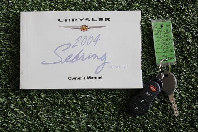 2004 Chrysler Sebring GTC - ONLY 13K MILES - BRAND NEW TIRES! Mooresville , NC 19