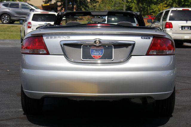 2004 Chrysler Sebring GTC - ONLY 13K MILES - BRAND NEW TIRES! Mooresville , NC 17