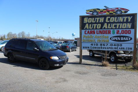 2004 Chrysler Town & Country Limited in Harwood, MD