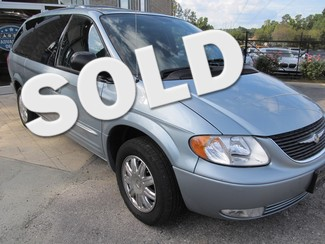 2004 Chrysler Town & Country Limited Raleigh, North Carolina