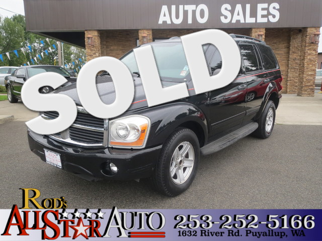 2004 Dodge Durango SLT 4WD The CARFAX Buy Back Guarantee that comes with this vehicle means that y