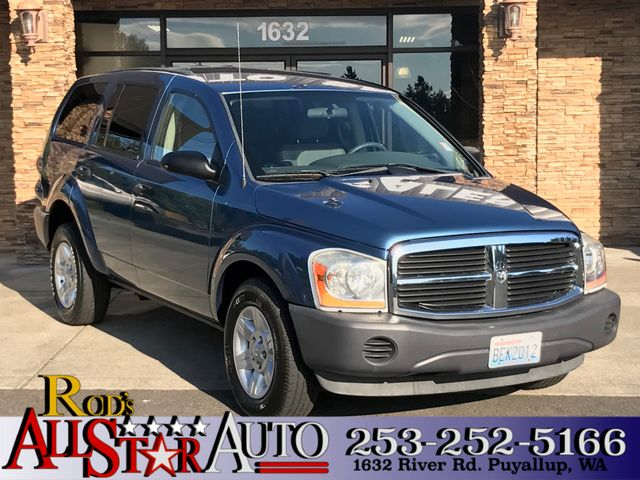 2004 Dodge Durango ST The CARFAX Buy Back Guarantee that comes with this vehicle means that you ca